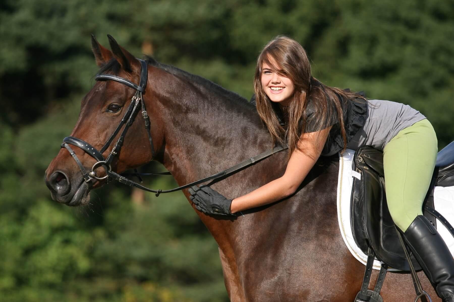 Aktivierung der Hinterhand des Pferdes - Nur wie?